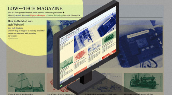 The future of web design is less, not more